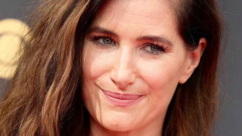 Kathryn Hahn at the 2021 Emmy Awards
