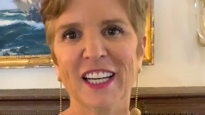 Kerry Kennedy smiling