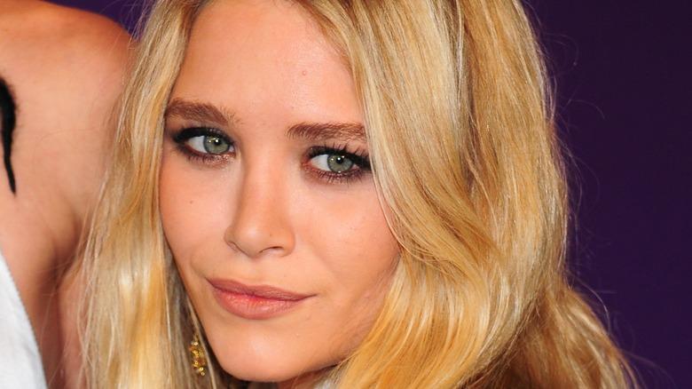 Mary-Kate Olsen on the red carpet