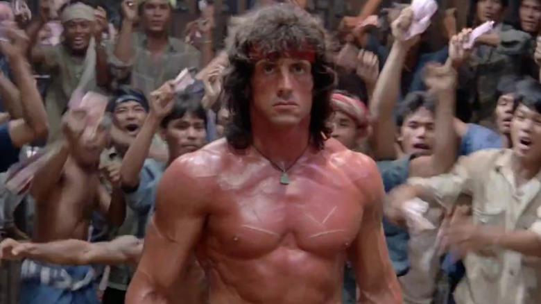 """Scene from """"Rambo III"""""""
