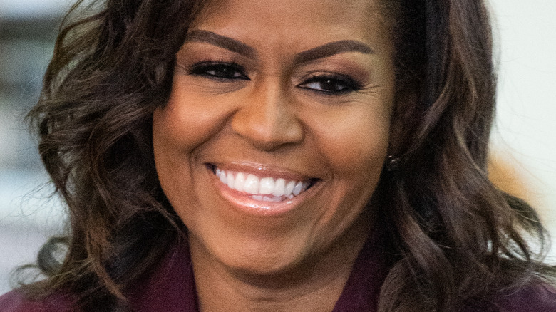 Michelle Obama NAACP Image Awards