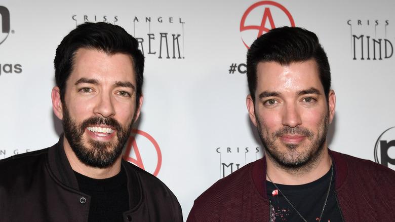 Jonathan and Drew Scott, stars of HGTV's Property Brothers