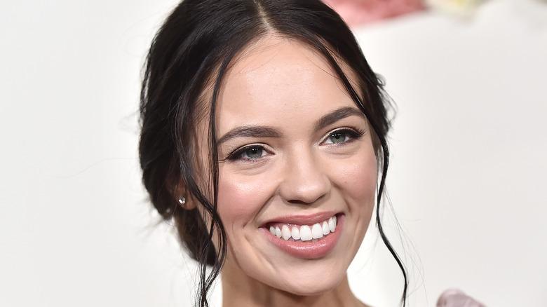 YouTuber Claudia Sulewski smiles at camera