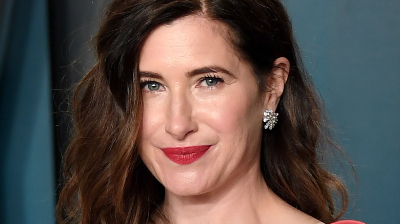 Kathryn Hahn close-up at formal event