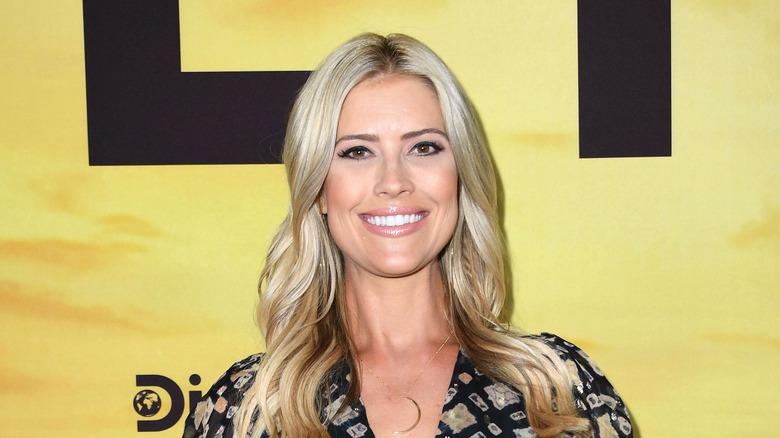 Christina Anstead, star of HGTV's Flip or Flop