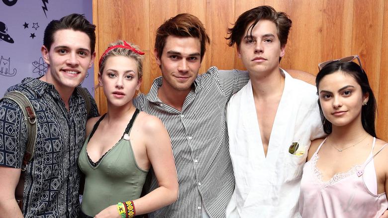 Riverdale cast ages