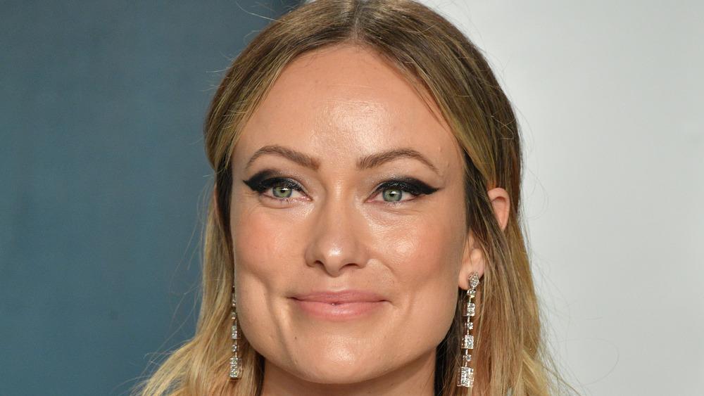 Olivia Wilde, close-up