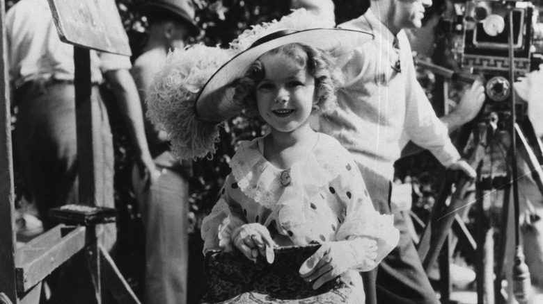 Shirley Temple in 1936