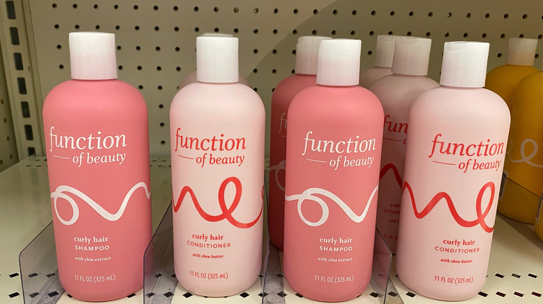 Function of Beauty base products