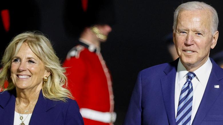 President Joe Biden, First Lady Jill Biden in the U.K.