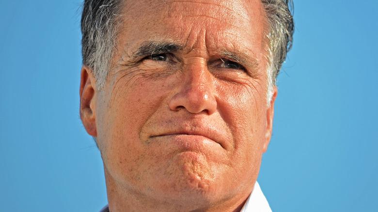 U.S. Senator Mitt Romney
