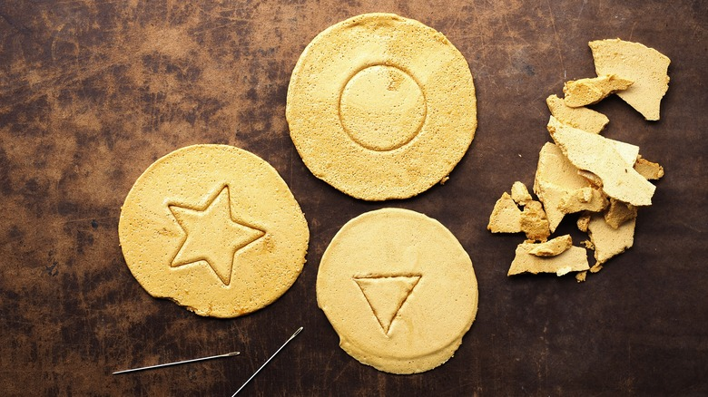 dalgona candy shapes