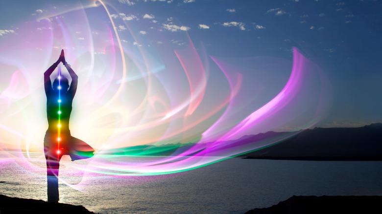 Chakas rainbow lights