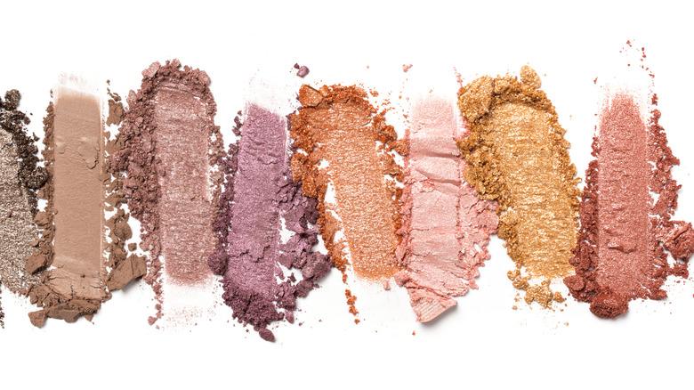 Eyeshadow pigment