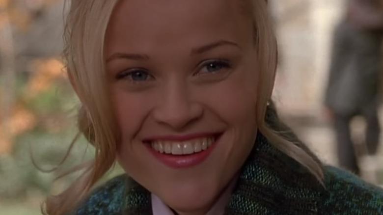 Elle Woods smiling