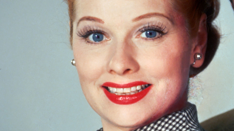 Lucille Ball archive photo