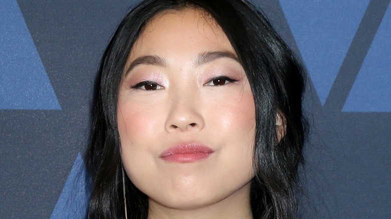 Awkwafina at event