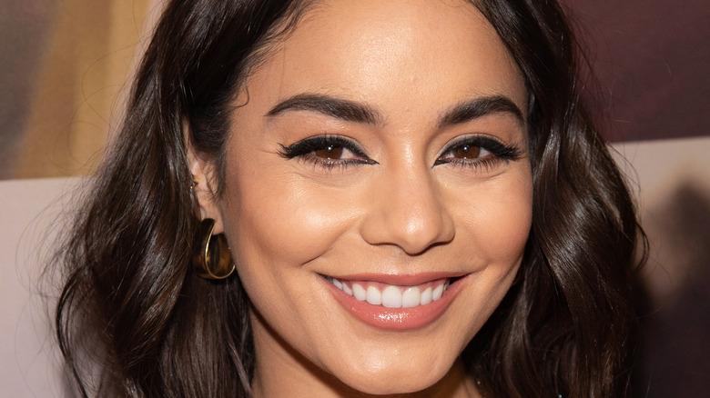 Vanessa Hudgens smiling close-up