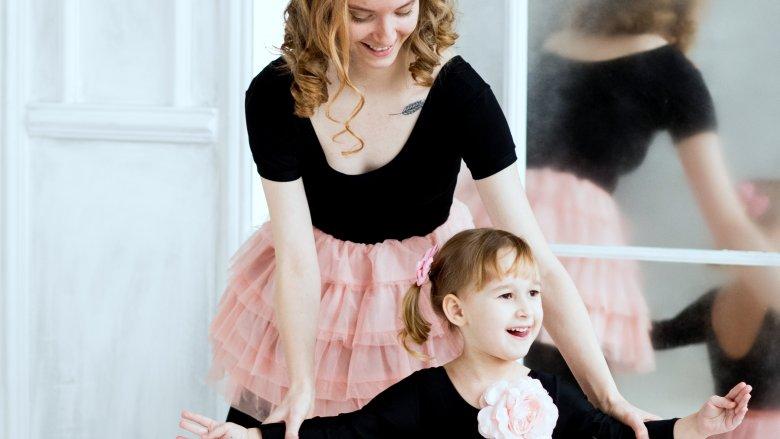 mother daughter success