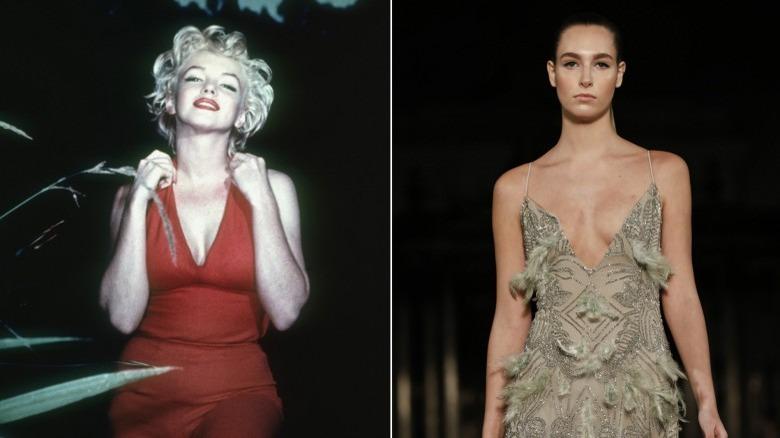 Marilyn Monroe modern model