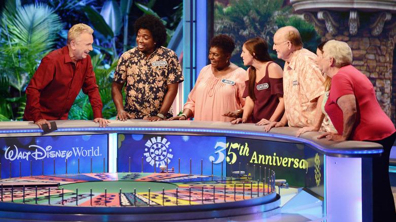 Pat Sajak Wheel of Fortune episode