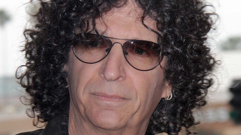 Howard Stern at event