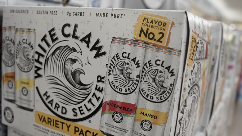 Pack of White Claws