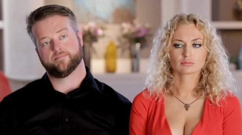 90 Day Fiance's Mike and Natalie
