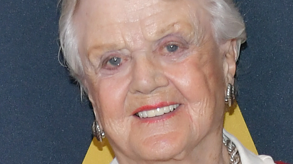 Angela Lansbury is all smiles as she attends an event in LA