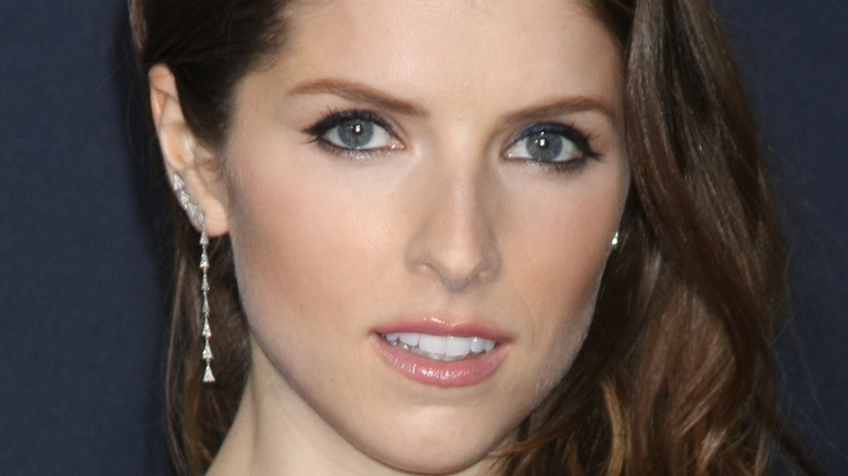 close up of actor, Anna Kendrick
