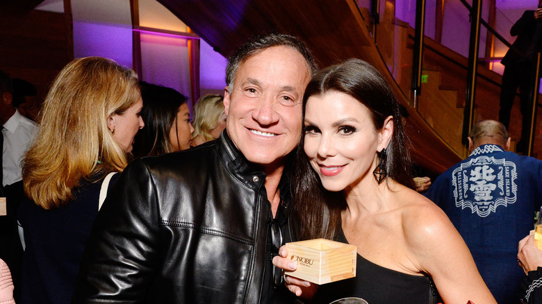 Botched's Dr. Terry Dubrow and his wife Heather