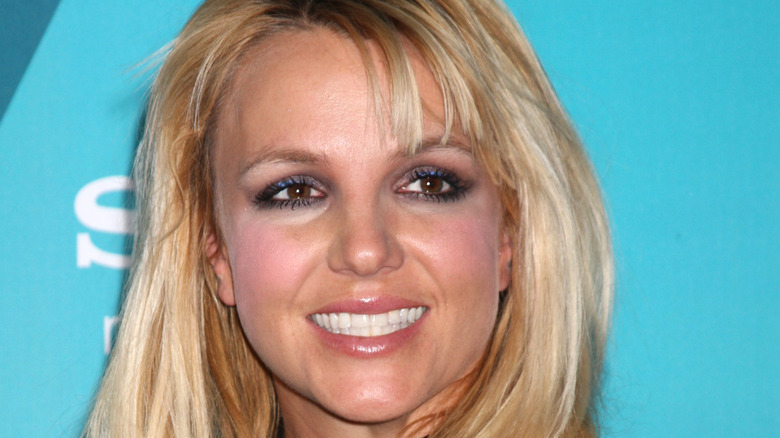 Britney Spears arrives at the X-Factor Season Two