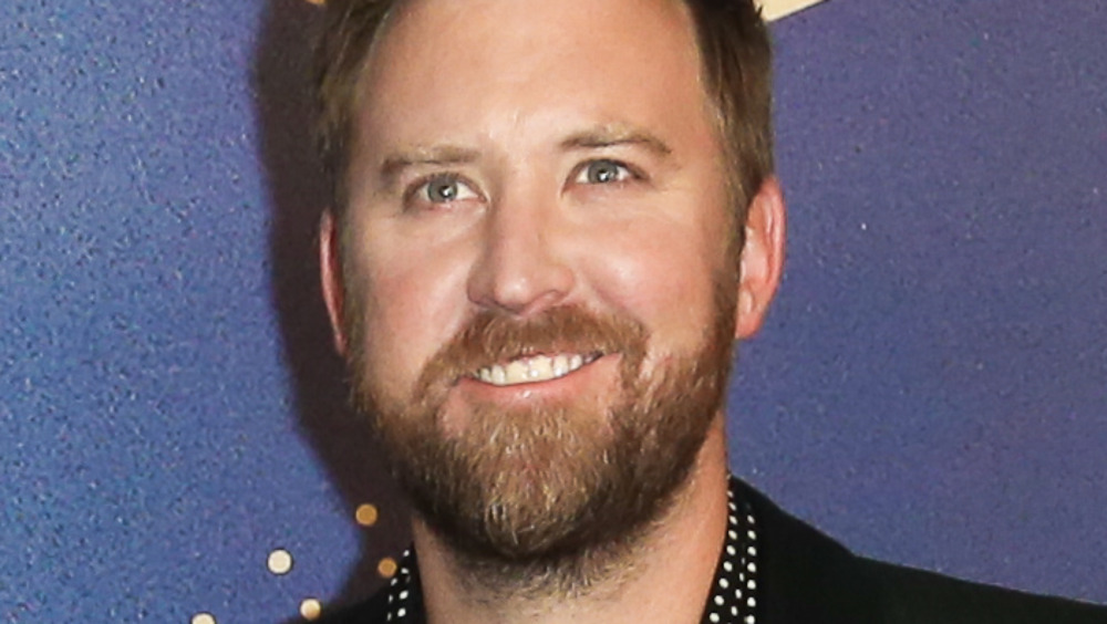 Charles Kelley at event