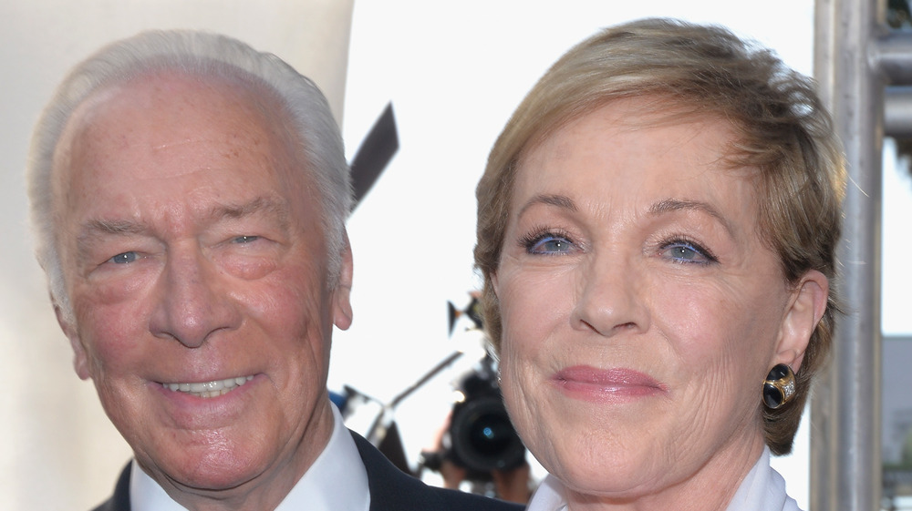 Christopher Plummer and Julie Andrews