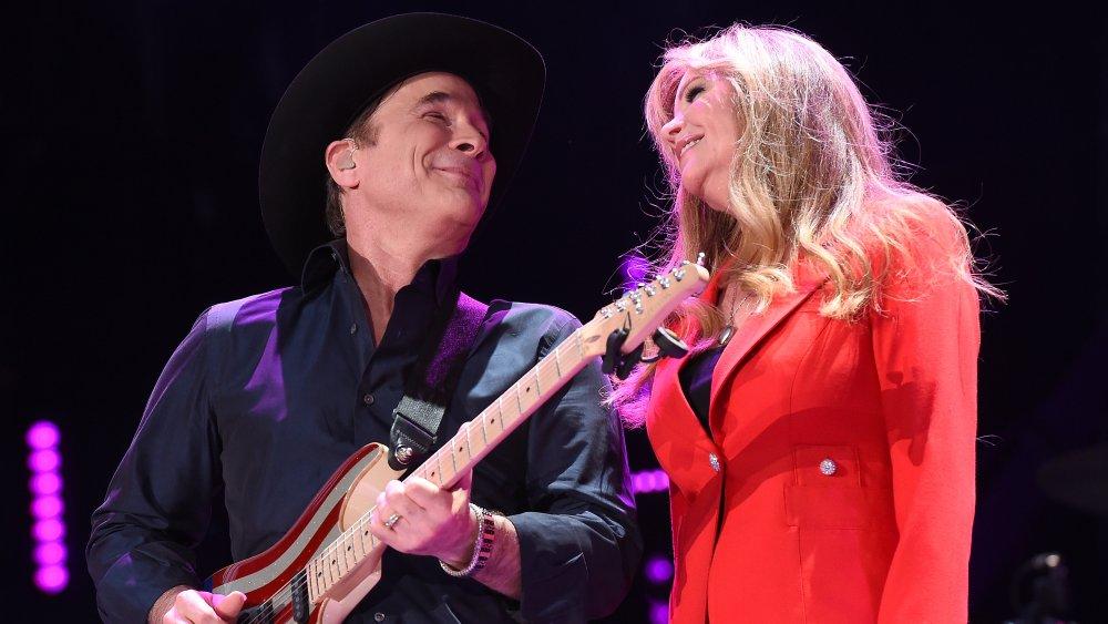 Clint and Lisa Hartman Black
