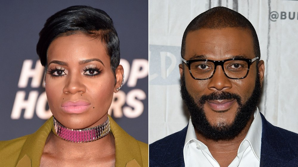 Fantasia Barrino and Tyler Perry