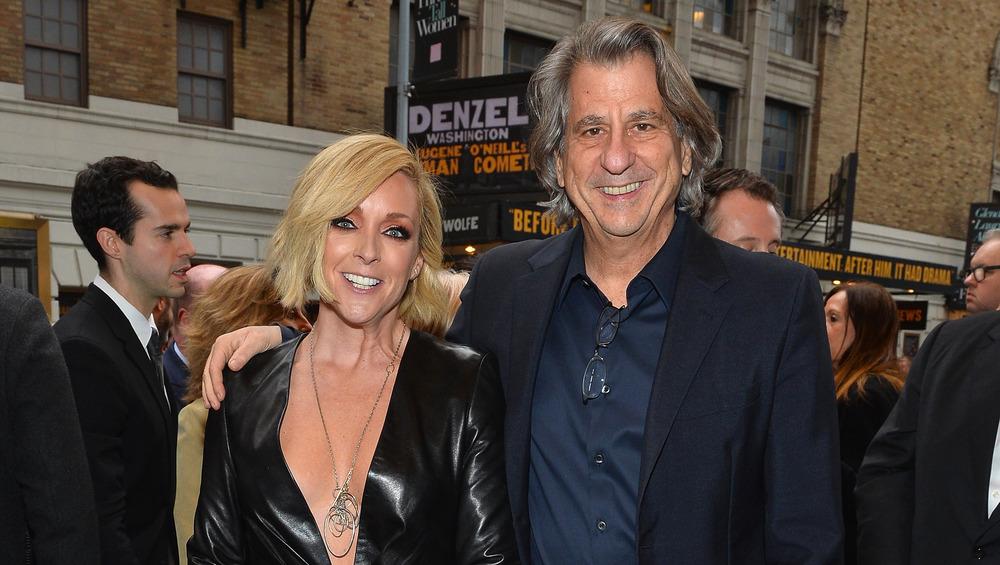 Jane Krakowski with David Rockwell