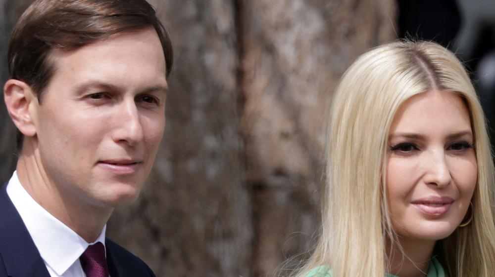 Jared Kushner and Ivanka Trump