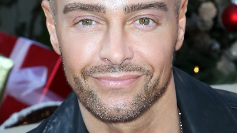 Joey Lawrence at California event
