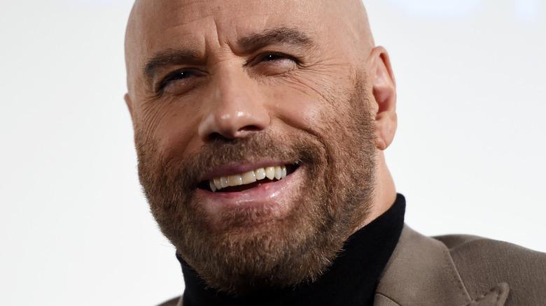 John Travolta headshot