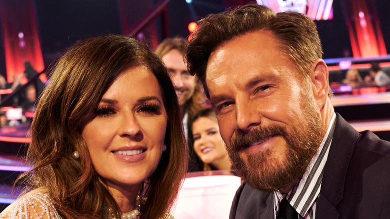 Karen Fairchild and Jimi Westbrook at CMA Awards