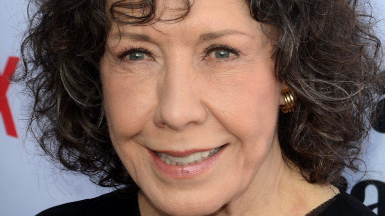 """Lily Tomlin attends the premiere of """"Grace and Frankie's"""" second season"""