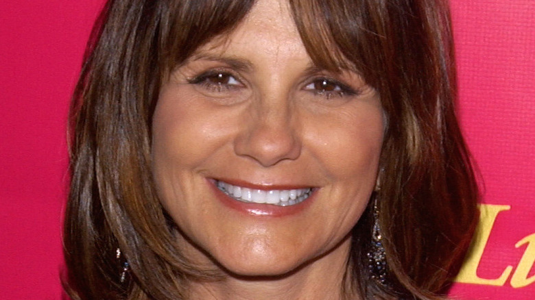 Lynne Spears at event