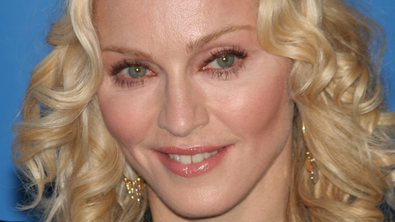 Madonna at the 58th Berlinale Film Festival