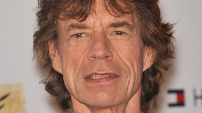 mick jagger at event