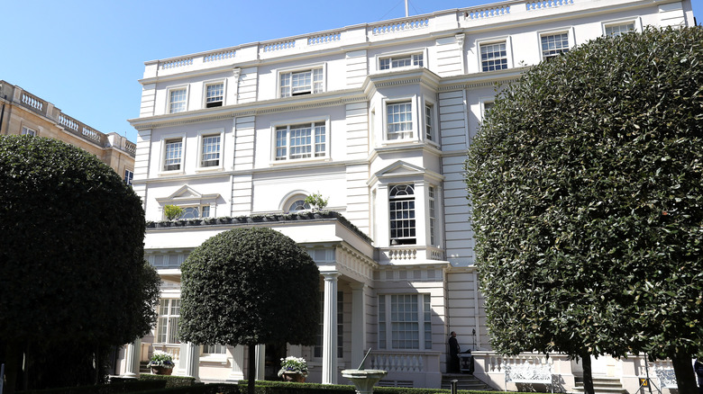 Clarence House Exterior