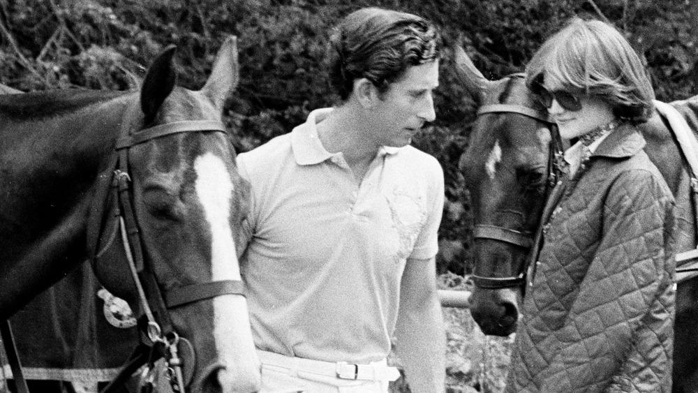 Prince Charles Lady Sarah Spencer
