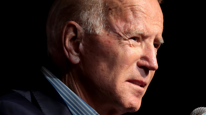 Joe Biden in 2020