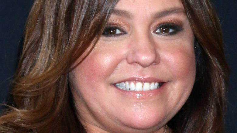 close up of Rachael Ray