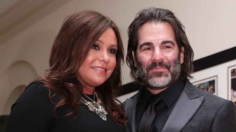 Rachael Ray and her husband, John Cusimano